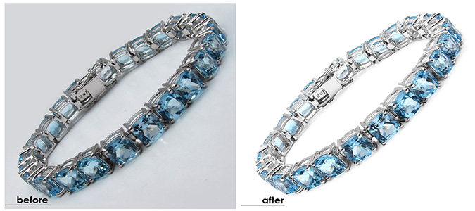jewelry before after